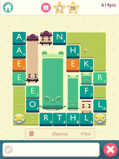 Alphabear: Words Across Time