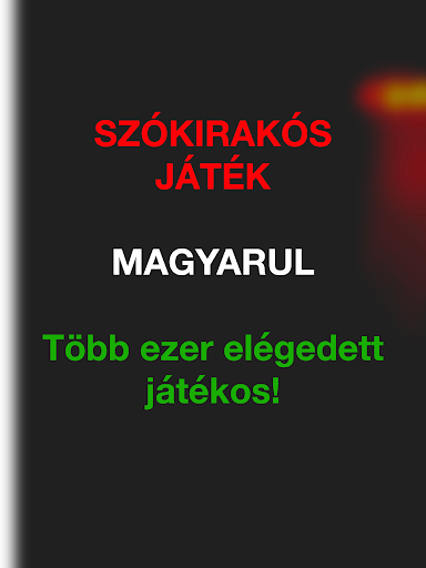 Szu00f3kiraku00f3s Ju00e1tu00e9k: Szu00f3keresu0151 Magyar Keresztrejtvu00e9ny Screenshots 13