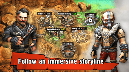 Shelter Waruff0dsurvival games in the Last City bunker  screenshots 4