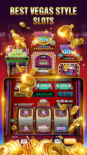 Vegas Live Slots : Free Casino Slot Machine Games modiapk screenshots 1