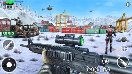 New Shooting Games 2021: Free Gun Games Offline  screenshots 2