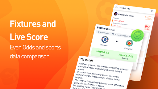 SuperTip - livescore football Euro 2020 1.2.1 Screenshots 4