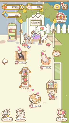 Cat Spa 0.1.14 screenshots 2