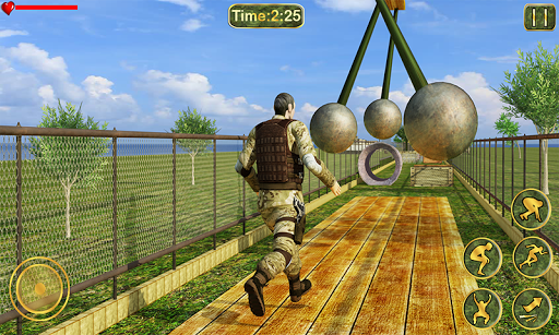 us army training heroes game screenshot 3