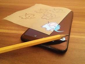 Tracing Paper - Light Box for Drawing screenshot thumbnail