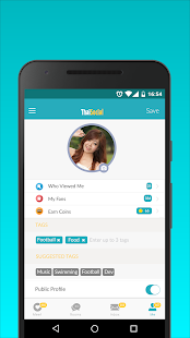 Thai Dating: Treffen Sie Thailänder in Thailand Screenshot