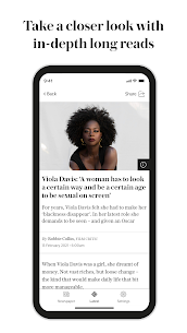 UK & World News – The Telegraph Digital Edition MOD APK 5