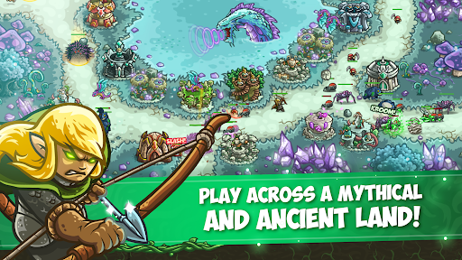 Kingdom Rush Origins - Tower Defense Game  screenshots 8