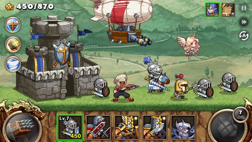 Kingdom Wars - Tower Defense Game 1.6.5.5 screenshots 5