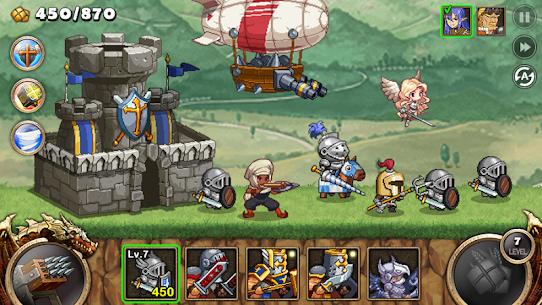 Tải Kingdom Wars MOD APK 1.6.5.6 (tiền không giới hạn) 5