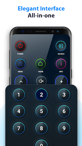 Universal remote tv - fast remote control for tv android2mod screenshots 8