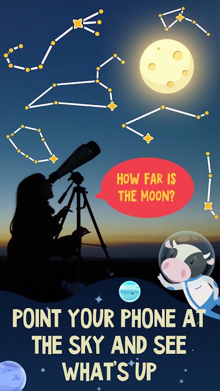 Star Walk Kids ⭐️ Become a Space Explorer ⭐️  poster 0