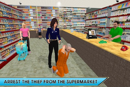Police Mom Family Simulator: Happy Family Life 3