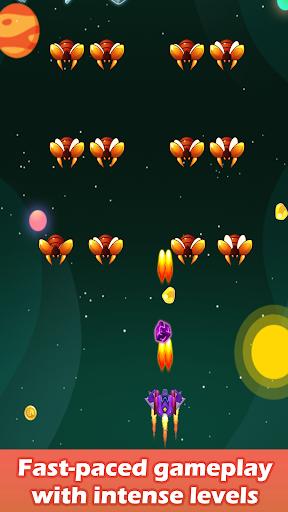 Air Galaxy Striker X - Arcade Sky Force Battle 2.4 screenshots 3