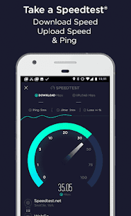 Speedtest by Ookla v4.5.24 Premium Mod APK 1