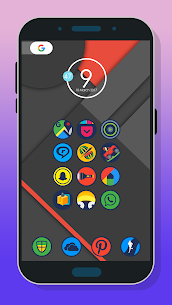 Aron Icon Pack Patched APK 4