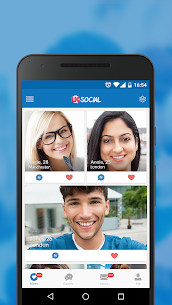 Install, Download & Use UK Social: Online Dating on PC (Windows & Mac) 1