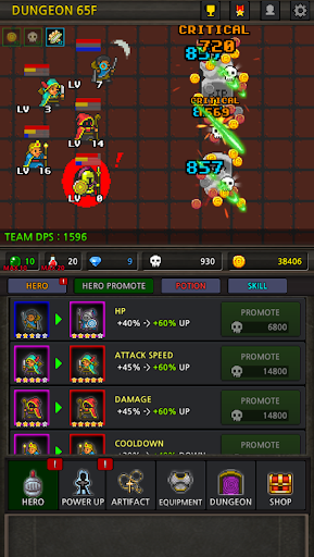Grow Heroes VIP screenshots 14