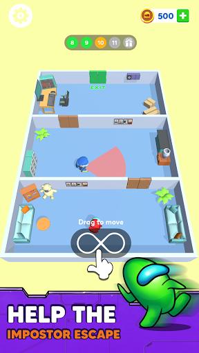 Impostor Escape  screenshots 1