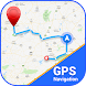 GPS Route Finder - Map Navigation & GPS Location