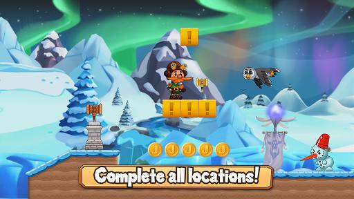 Jake's Adventure: Jump world & Running games! ud83cudf40 2.0.3 screenshots 3
