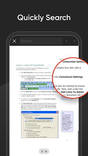 PDF Reader for Android new 2021 apktram screenshots 5