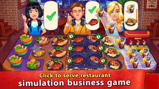 Code Triche Head Chef - Kitchen Restaurant Cooking Games APK MOD (Astuce) screenshots 1