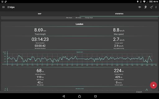 Geo Tracker - GPS tracker 4.0.2.1750 Screenshots 11