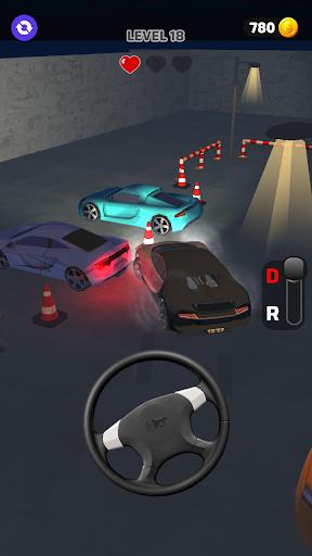 Driving Car 3D  screenshots 4