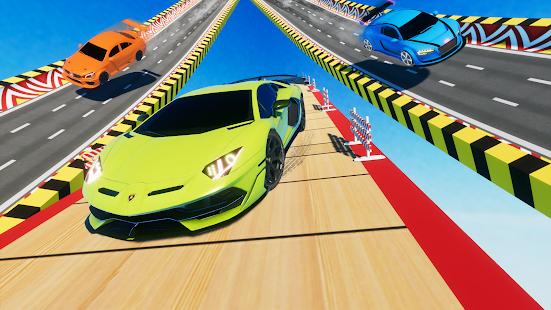 Nitro Cars gt Racing Airborne Apkfinish screenshots 4