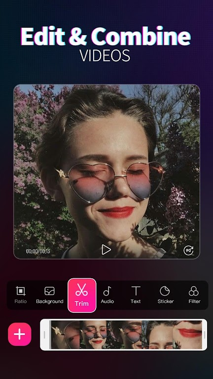 Magic Video Maker - Video Editor with music  poster 5