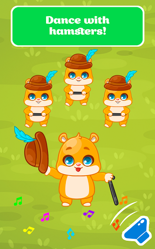 Babyphone - baby music games with Animals, Numbers 1.9.11 Screenshots 15