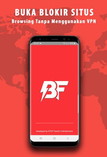 BF Browser Anti Blokir 1.1.0 Screenshots 1