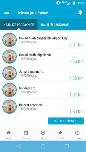 Moj Telenor 1.24 Screenshots 8