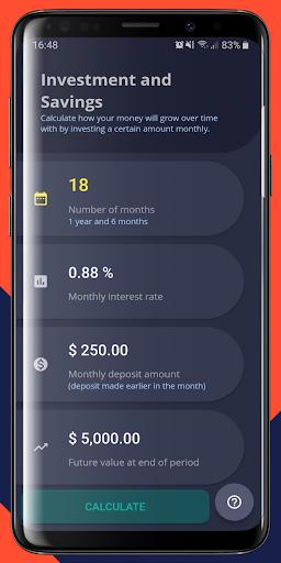 Financial Calculator Invest  Paidproapk.com 3