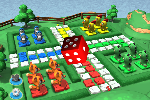 Ludo 3D Multiplayer  screenshots 14