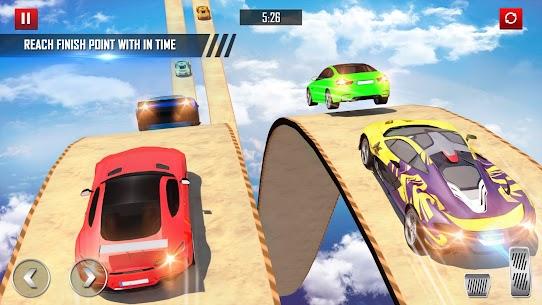 Mega Ramp Car Stunts Racing : Impossible Tracks 3D 9
