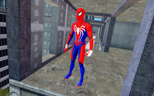 Spider Hero Fight Gangster Rope Battle Crime City 3.0 screenshots 4