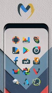 Material UI Dark Icon Pack v1.13 [Patched] 2