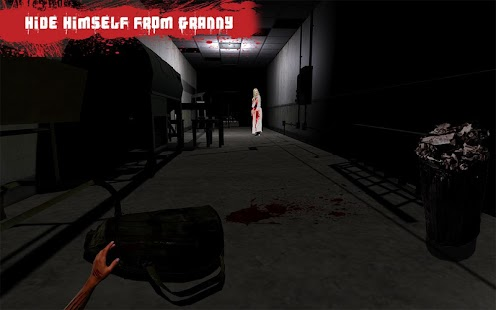 Scary horror granny game Screenshot