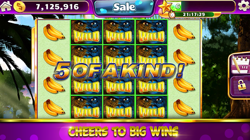 Jackpot Party Casino Games: Spin Free Casino Slots 5019.01 screenshots 4