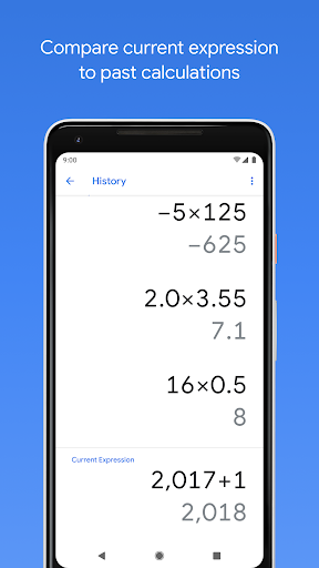 Calculator 7.8 (271241277) screenshots 5