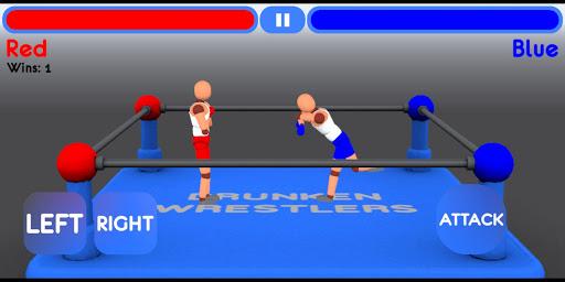 Drunken Wrestlers Remake screenshots 1