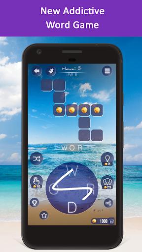 Word Beach: Fun Relaxing Word Search Puzzle Games  screenshots 1