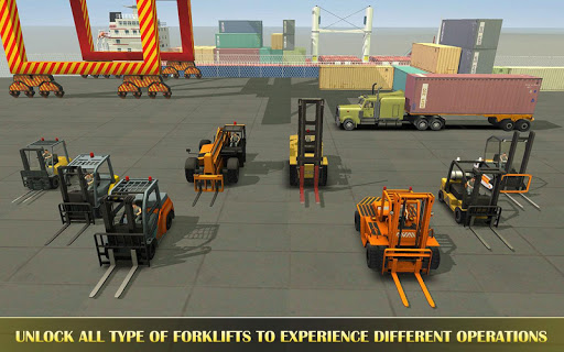 Forklift Simulator Pro 2.6 screenshots 5