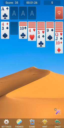 Solitaire Card Games Free 1.0 screenshots 1
