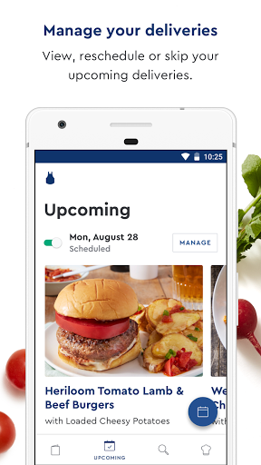 Blue Apron modavailable screenshots 2