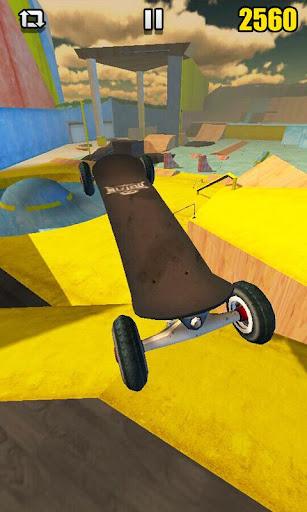 Real Skate 3D 1.7 Screenshots 2