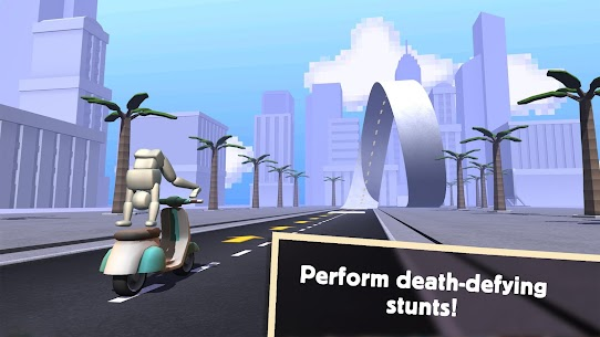 Download Turbo Dismount MOD APK [Free Shopping/Unlocked Everything] 3