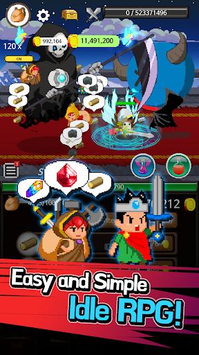 Extreme Job Knight's Assistant! 3.47 screenshots 1